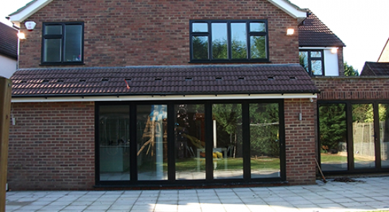 Conservatory Roof Conversion >> House Extensions
